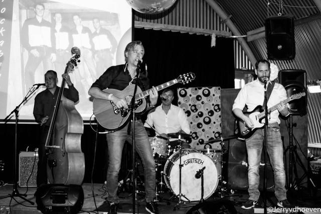 StoneCityRollers @ Café Miles