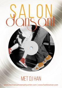 Salon Dansant met DJ Han @ Herman van Veen Arts Centre