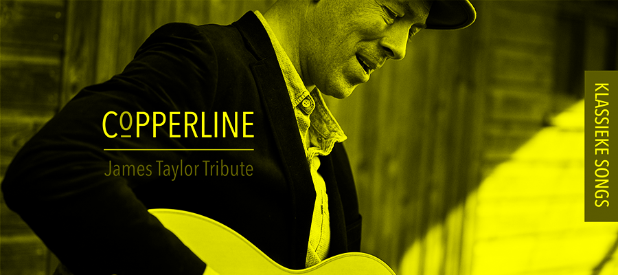 Copperline - James Taylor Tribute @ Fluor-Café