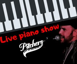 Party Piano's & DJ @ Pitchers