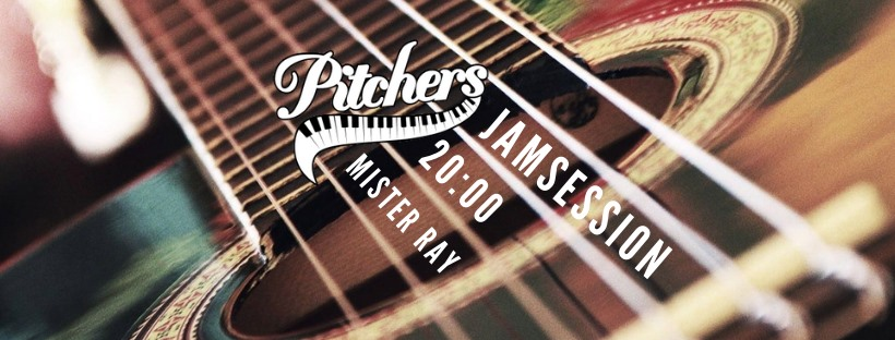 Jamsessie olv Mister Ray @ Pitchers