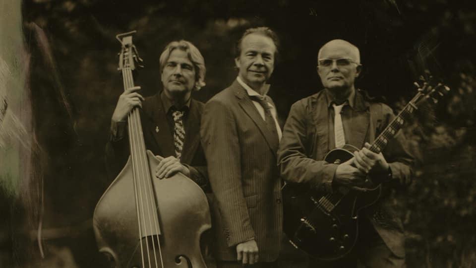 Trio RVS @ Groenmarkt