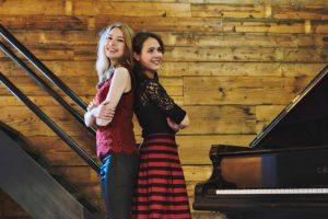 Concert pianoduo Beth & Flo @ De Mannenzaal