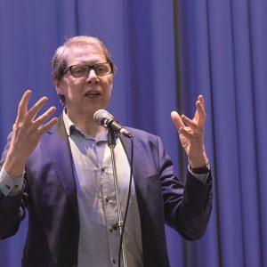 Wim Daniëls, De wondere wereld van de taal @ Flint