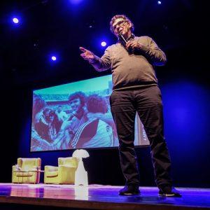 Willem van Hanegem: Een bijzondere avond met De Kromme @ Flint
