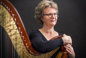 Judith Jamin (harp) | Ontbijt met Beethoven @ De Observant
