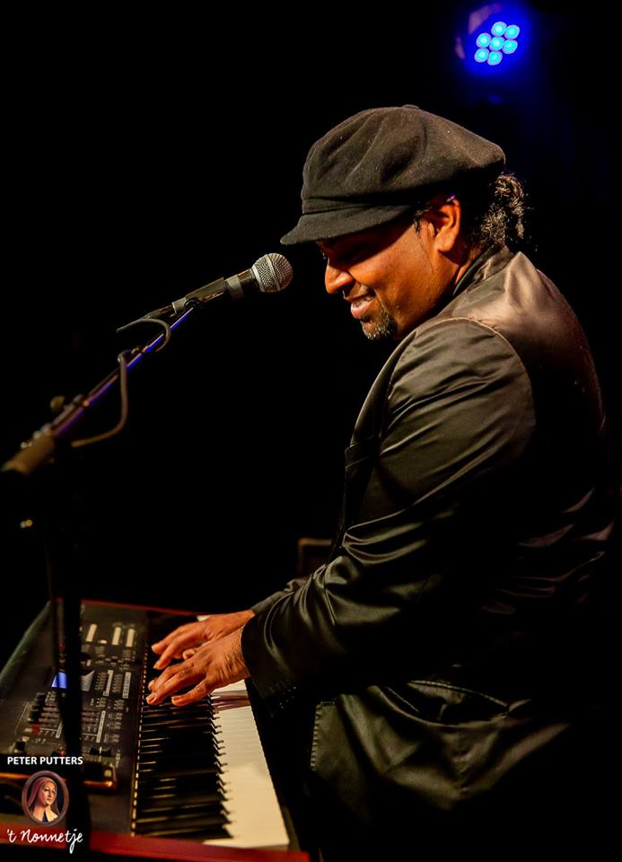 Rayn & The Flavours Of Soul @ 't Nonnetje