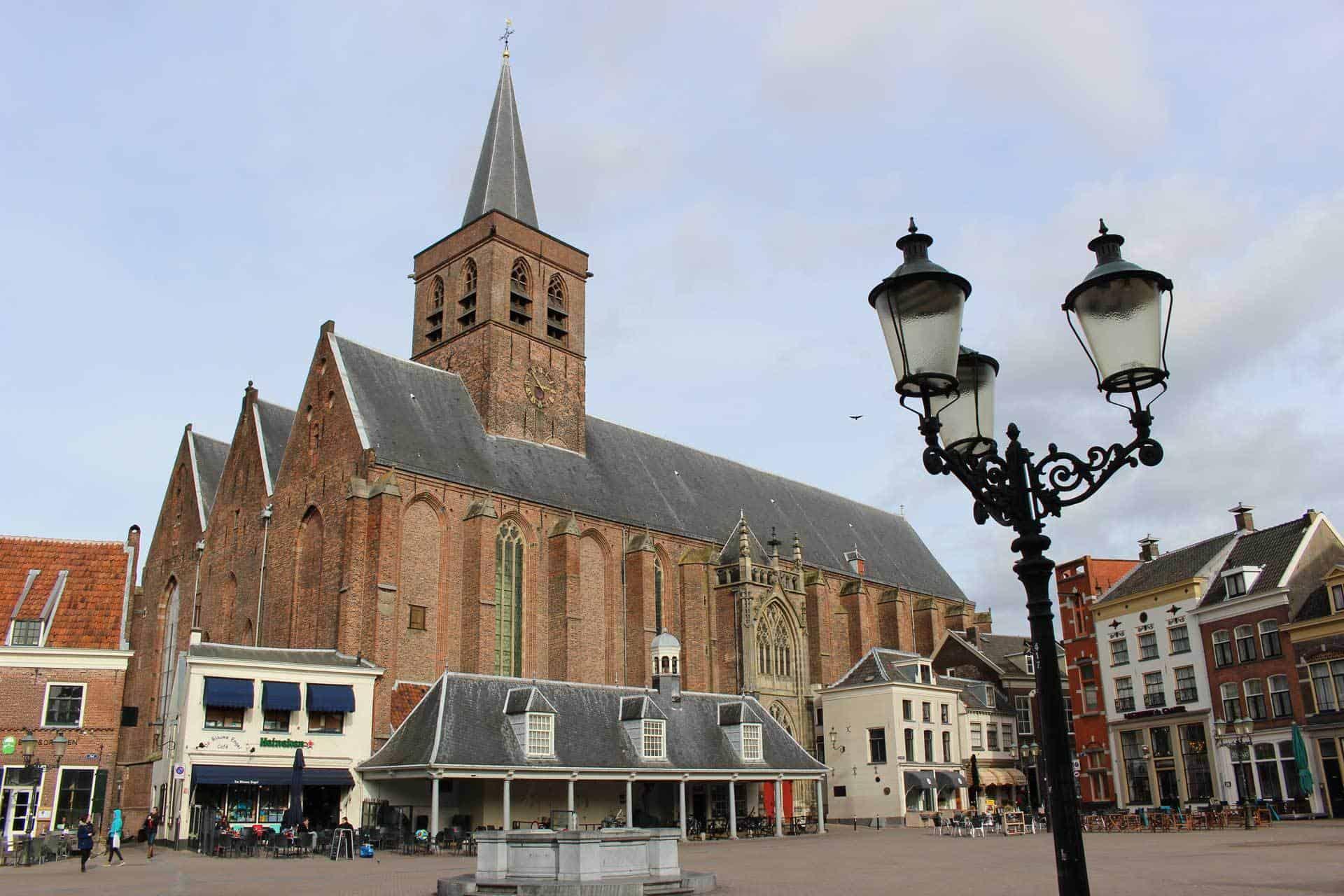 Orgelconcert Matthias Havinga (Bachprogramma) @ Sint Joriskerk