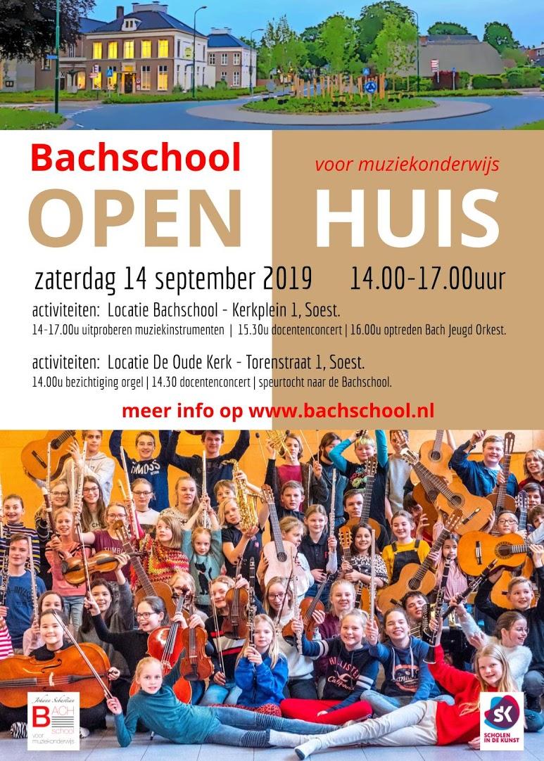 Open Huis Bachschool @ Bachschool & De Oude Kerk