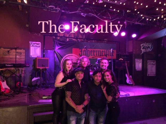 The Faculty @ Café Miles