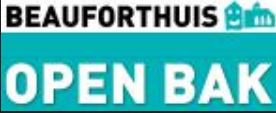 De 8ste Open Bak @ Beauforthuis