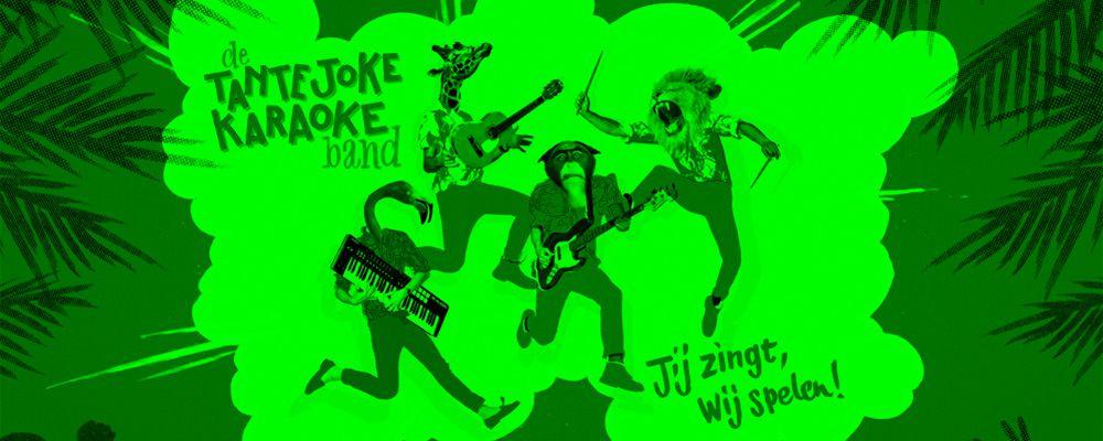 Tante Joke Karaoke Band @ Fluor-Zaal