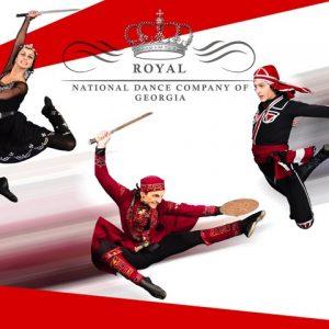 Magic of Georgia The Royal National Ballet Company @ Flint