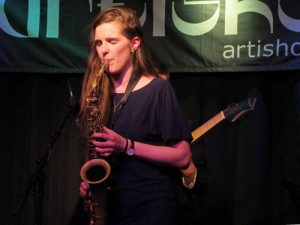 Kika Sprangers New Quintet @ Artishock