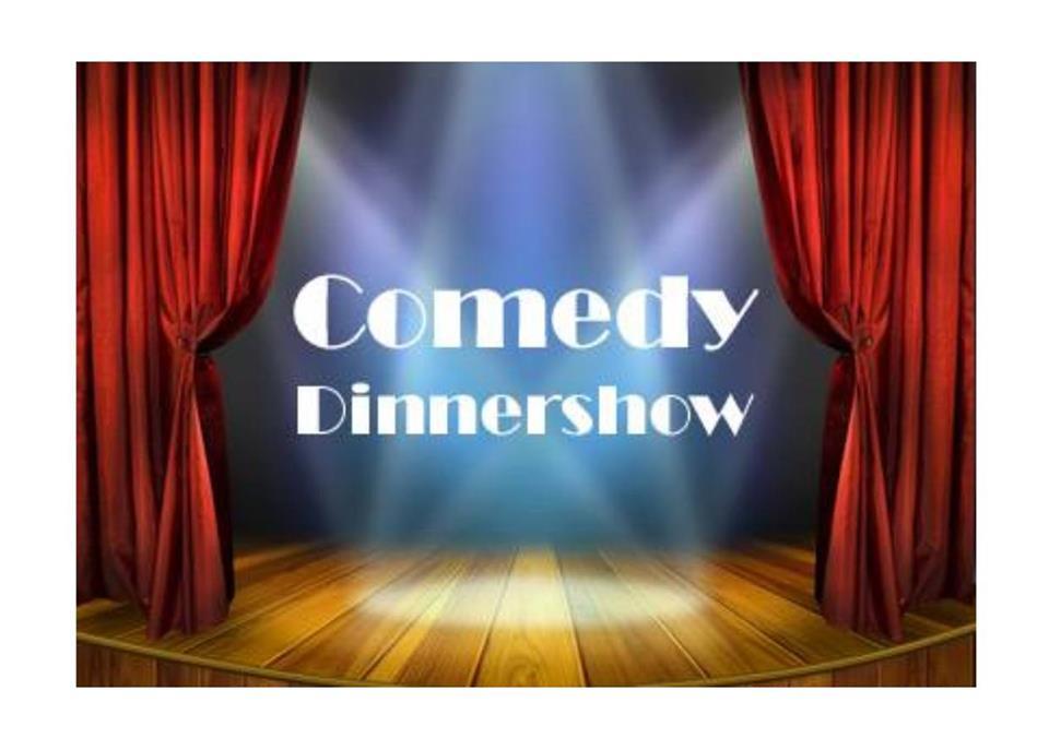 Comedy Dinner Show @ Café de Noot