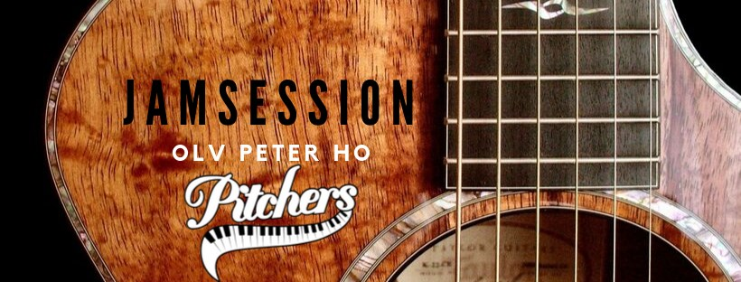 Jamsessie olv Peter Ho @ Pitchers