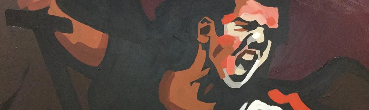 Diana Kostman: Klassieke mythen in kunst @ Eemhuis 4e verdieping