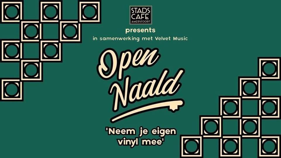 Open Naald @ Stadscafé