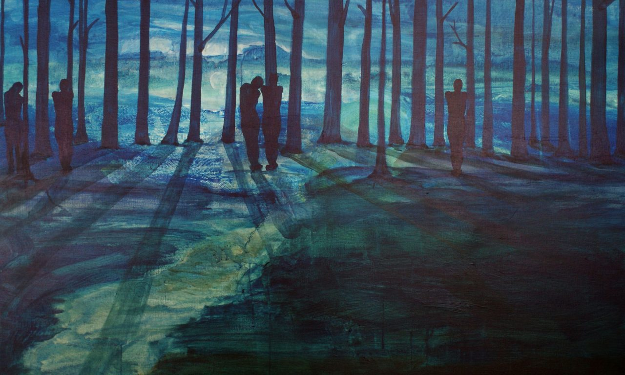 Artist Talk: Davitha van der Kuilen @ Galerie De Ploegh