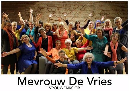 35 jaar Mevrouw de Vries @ Nieuwe Kerk