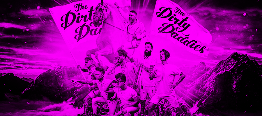 The Dirty Daddies -uitverkocht- @ Fluor-Zaal