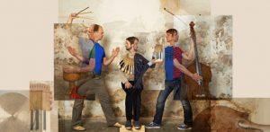 Concert Rembrandt Trio @ De Mannenzaal