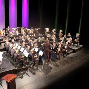 25e Cavalerie-Jaarconcert door Reünieorkest Trompetterkorps der Cavalerie @ Flint