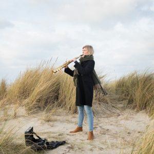 Femke Steketee (saxofoon) & Tobias Borsboom (piano) @ St Aegtenkapel