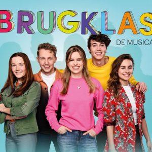 Brugklas de Musical (9+) Naar de populaire tv-serie 'Brugklas' @ Flint