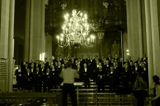 Christelijk Mannenkoor Jeduthun: Kerstconcert @ Sint Joriskerk