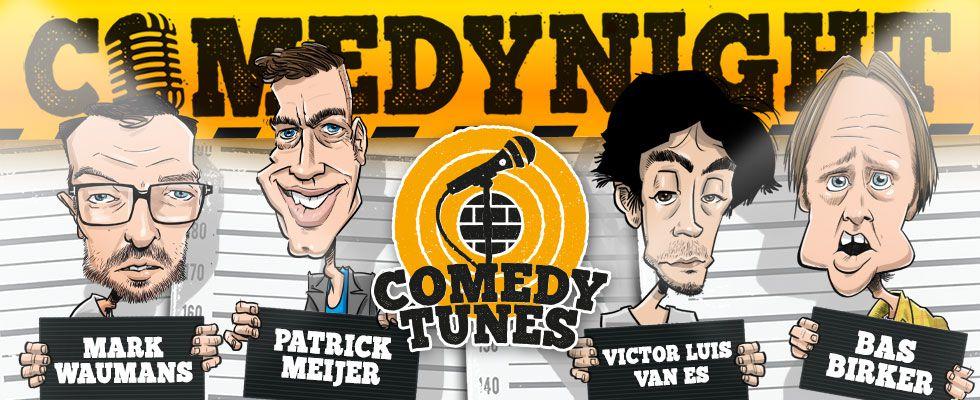 Comedytunes Comedynight @ Fluor-Café