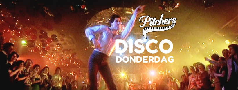 Disco Donderdag @ Pitchers