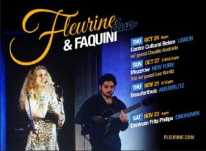Fleurine & Faquini Brazilian Dream @ Beauforthuis