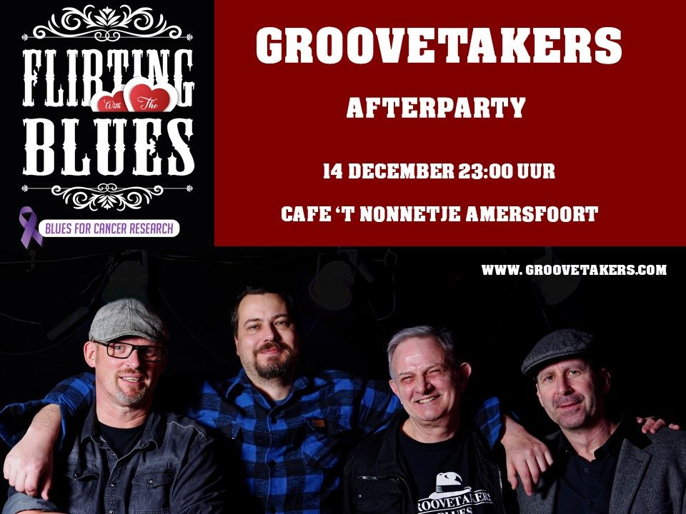The Groovetakers @ 't Nonnetje