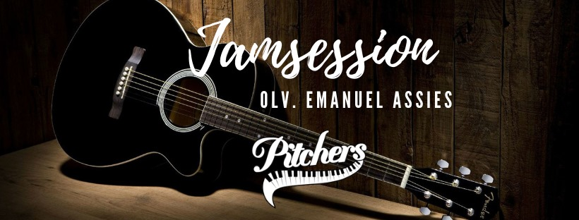 Jamsessie olv Emanuel Assies @ Pitchers