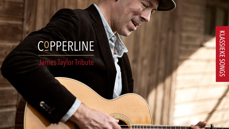 James Taylor tribute band Copperline @ 't Nonnetje