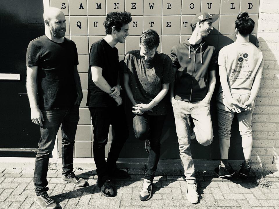 Sam Newbould Quintet @ Café Miles