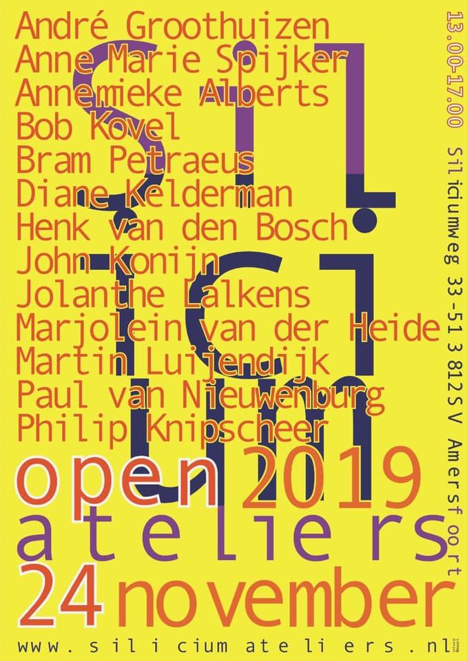Open Ateliers @ Siliciumweg