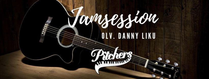 Jamsessie olv Danny Liku @ Pitchers