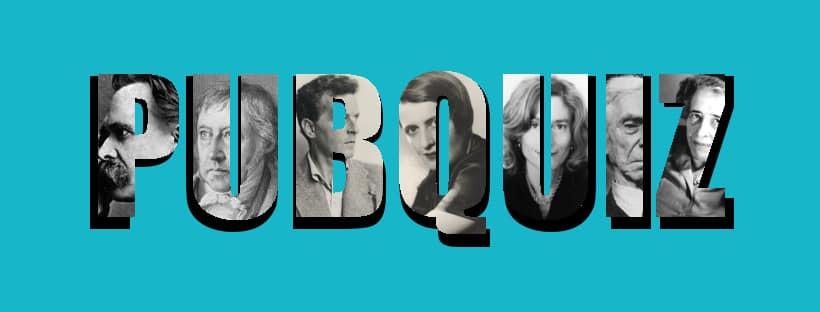 Filosofische pubquiz | Hoopvol 't jaar uit @ Boeken Bonen & Blaadjes