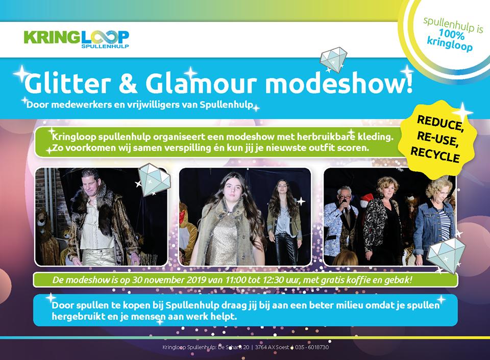 Modeshow @ Spullenhulp