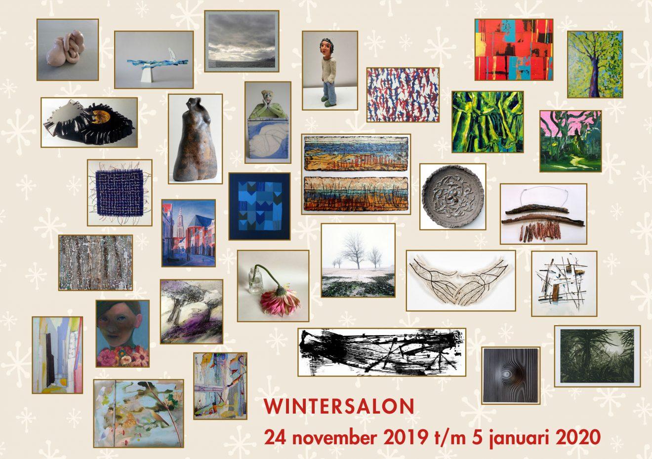 Wintersalon @ Galerie De Ploegh