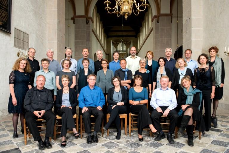 Vocaal Ensemble Coqu @ De Oude Kerk