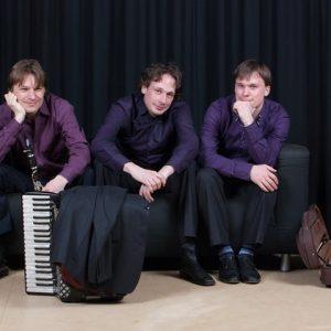 Trio C tot de Derde @ St Aegtenkapel