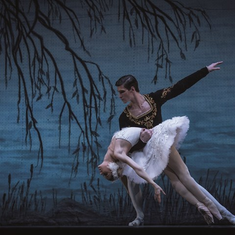 Charkov City Opera & Ballet: Het Zwanenmeer @ Flint