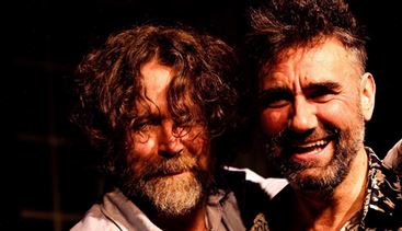 Liam Ó Maonlaí & Peter O'Toole (Hothouse Flowers) • UITVERKOCHT @ Beauforthuis