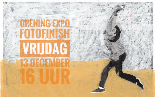Opening expositie Fotofinish @ Rietveldpaviljoen
