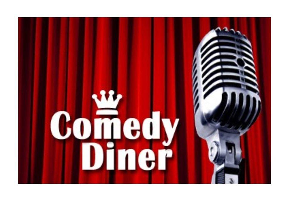Comedy Diner Show @ Café de Noot