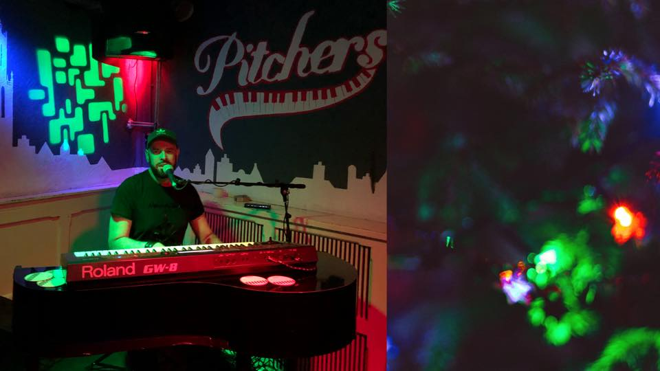 Party Piano's @ Pitchers