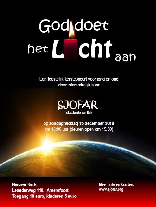 Sjofar: Kerstconcert @ Nieuwe Kerk